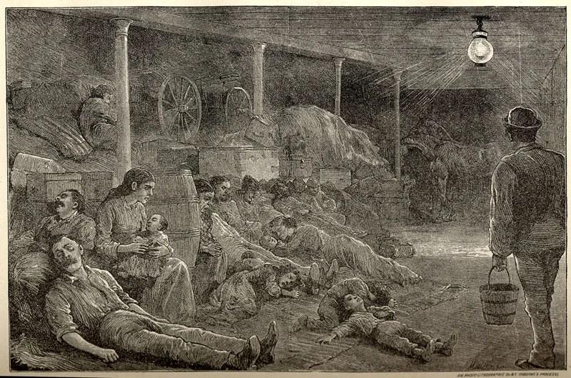 Third Cholera Pandemic