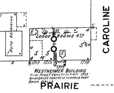 Westheimer Building – Houston