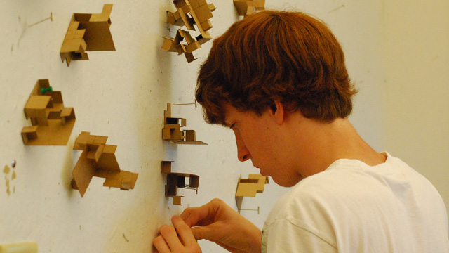 Summer Architecture Career Discovery Program : Rensselaer   Architecture