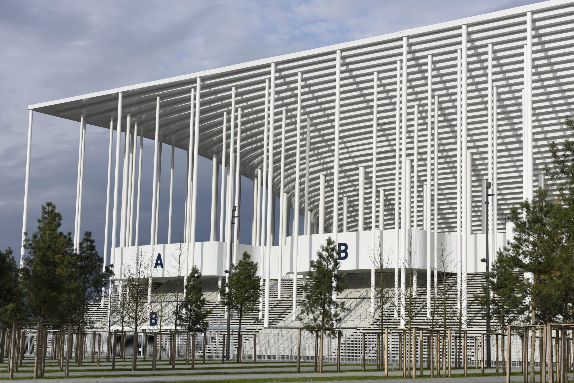 The New Bordeaux Stadium Herzog De Meuron Arch2o Com