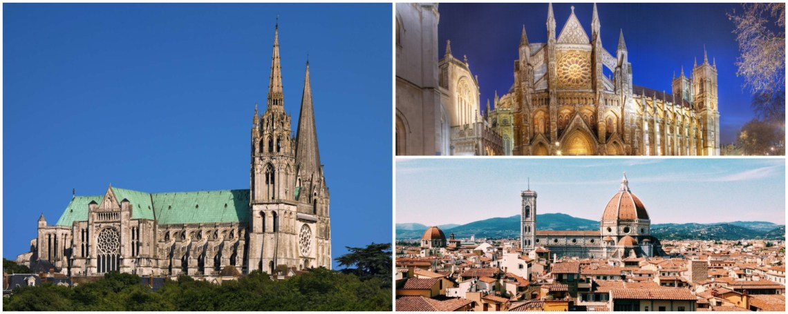Gothic Architecture 9 Iconic Cathedrals From The Depths Of History Arch2o Com
