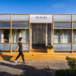 Nigiri Sushi And Restaurant Junsekino Architect And Design Arch2o Com