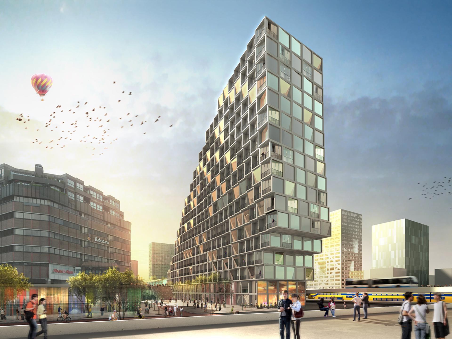 Noordgebouw   MVRDV - Arch2O.com