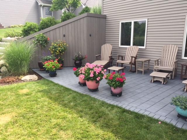 patios deck installation
