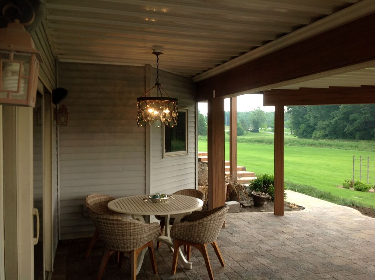 fort wayne in custom patio and