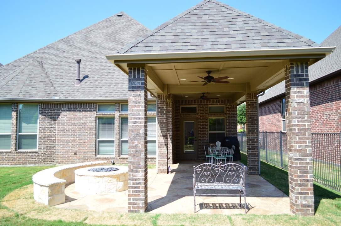 roof styles for covered patios porches