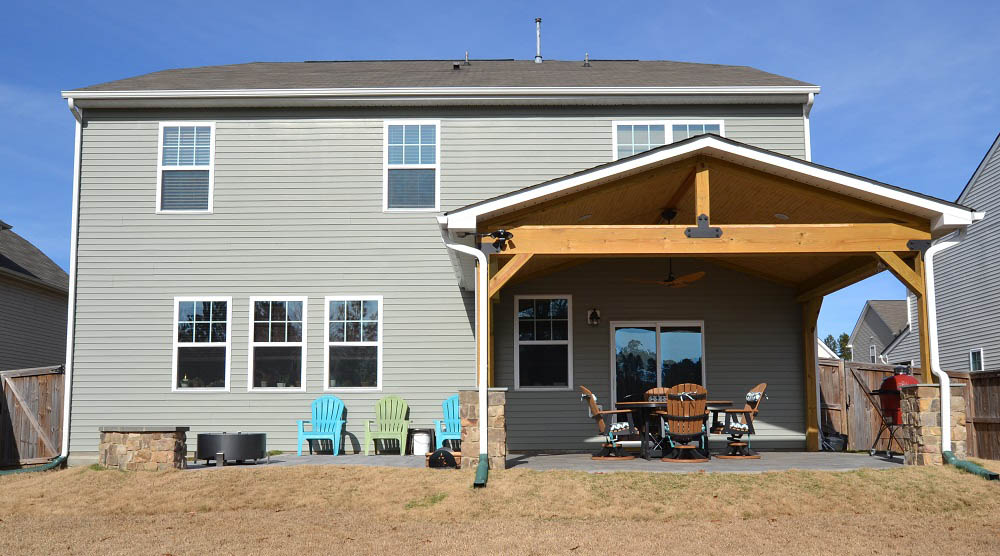 covered porches photo gallery