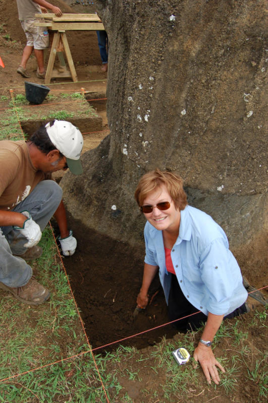 Easter Island  Archaeological Institute of America