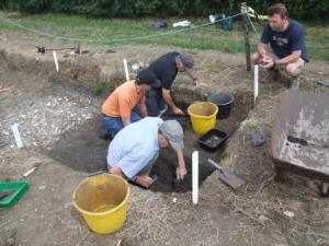 Heritage Writtle dig