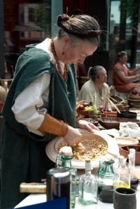 Roman cookery (c) Museum of London