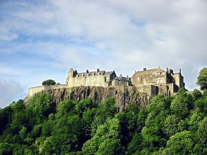 Stirling Castle. Image: Finlay McWalter