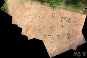 Beechwood aerial image