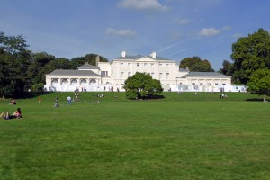 Kenwood house after 126