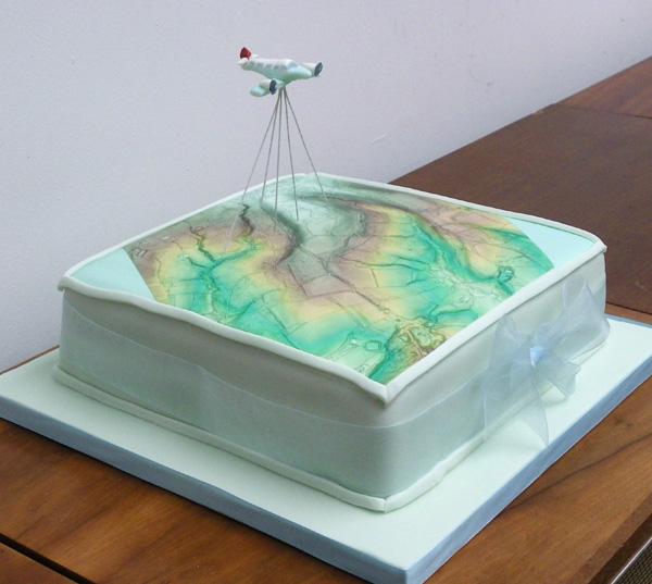 LiDAR-cake