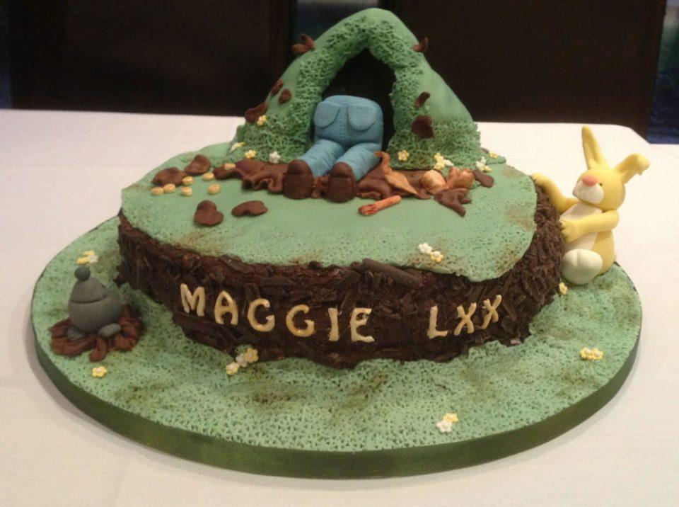 edible archy cake (1)
