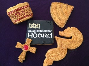 Edible Archaeology: Staffordshire Hoard