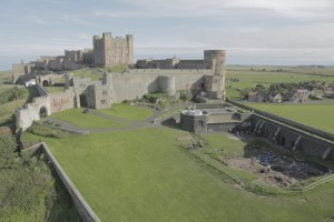 BAMBURGH RESEARCH PROJECT - Bamburgh Castle