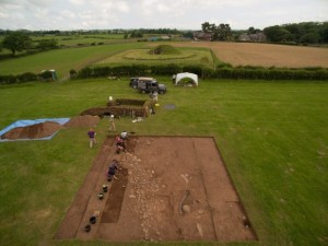 Bryn Celli Ddu excavation web copy