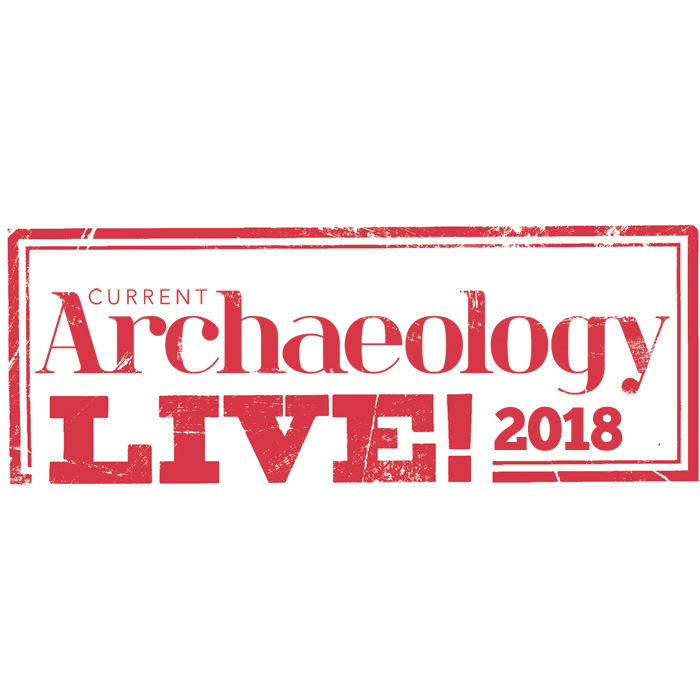 Current Archaeology Live! 2018