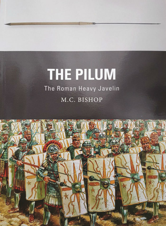 Review - The Pilum: The Roman Heavy Javelin
