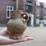 Fulham Palace: Full of finds