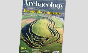 Current Archaeology 336 - now on sale