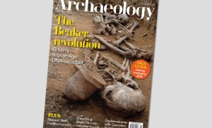 Current Archaeology 338 – now on sale