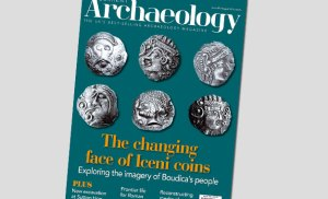Current Archaeology 341 – now on sale