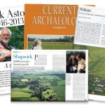 Excavating the CA archive: Mick Aston and Chris Gerrard at Shapwick