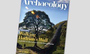 Current Archaeology 353 – now on sale