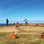 Beautiful beads and a Bronze Age burial mound revealed at Berk Farm