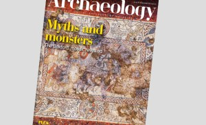 Current Archaeology 357 – now on sale