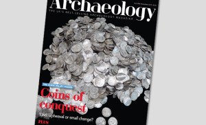 Current Archaeology 356 – now on sale