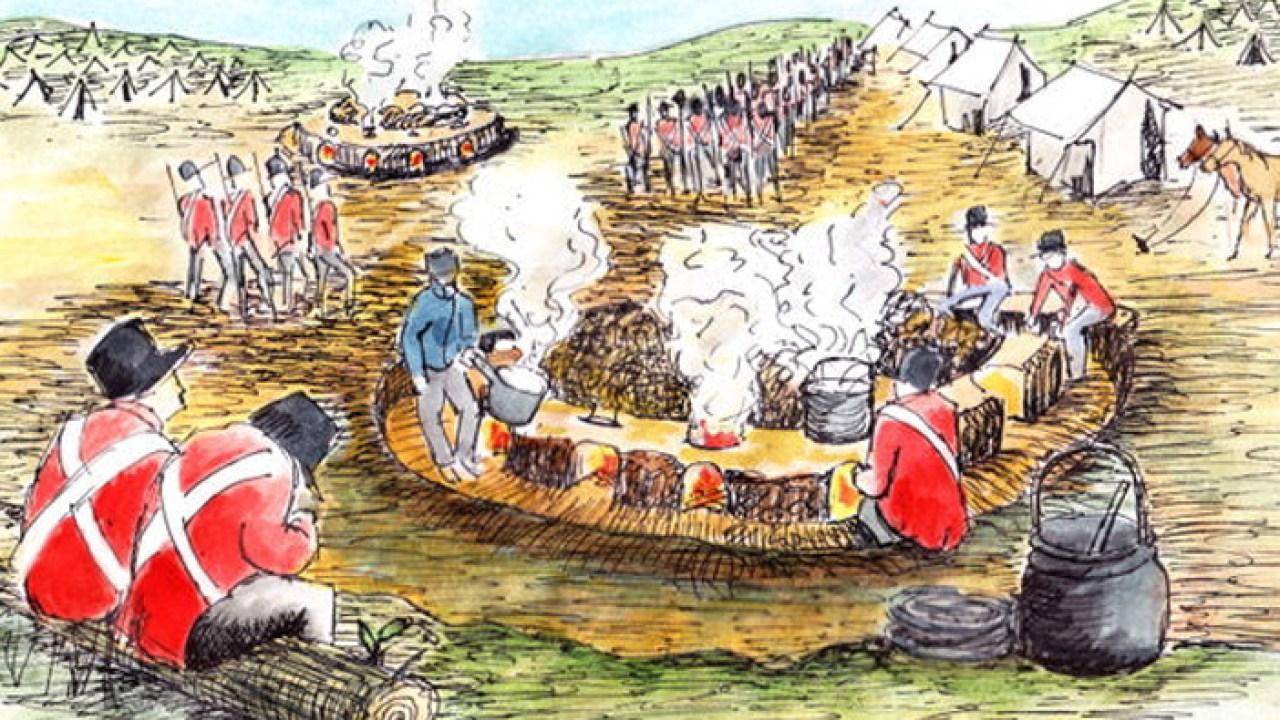 Napoleonic-era field kitchens found on Guernsey - Current Archaeology