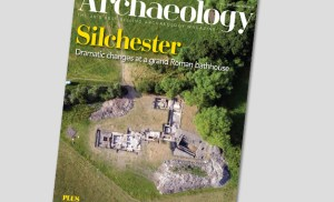 Current Archaeology 358 – now on sale