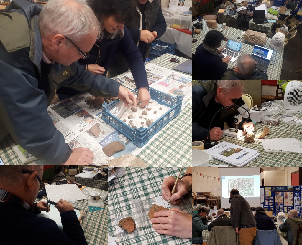 Mercian Archaeological Services Post-Fieldwork Training School