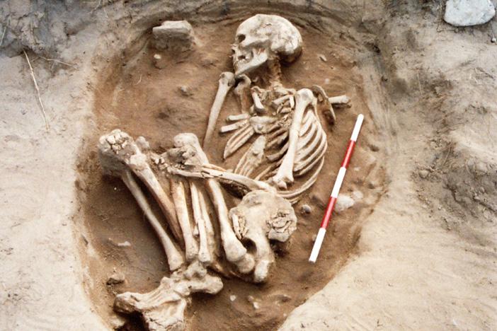 Bamburgh's Bowl Hole burials