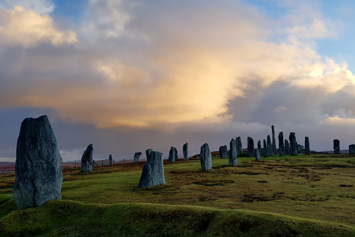 New discoveries in the Neolithic landscape of the Callanish Stones - Current Archaeology