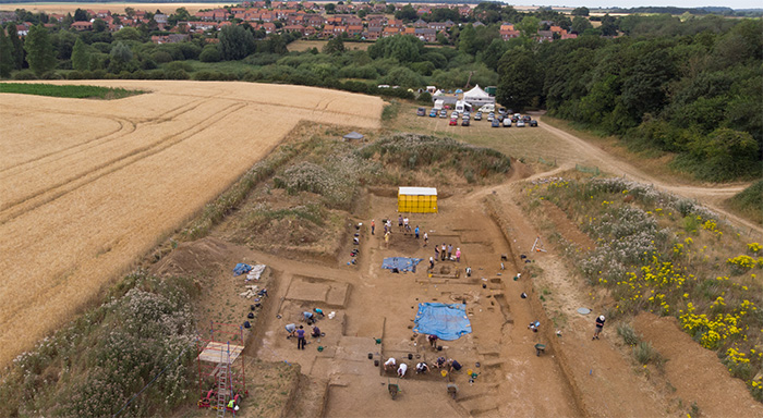 The sedgeford historical and archaeological research project