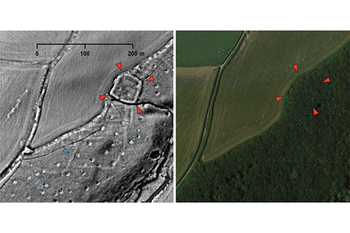Amateur archaeologists identify new sites - Current Archaeology