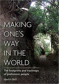 Front cover of the book 'Making One's Way in the World'