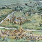Medieval fairground found at Latton Priory