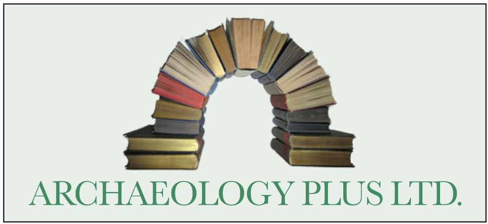 Archaeology Plus logo