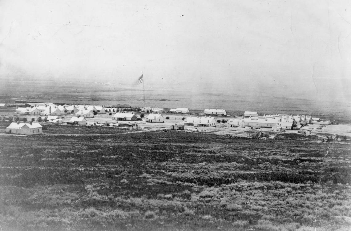 Th Century Artifacts Found At Utahs Camp Douglas