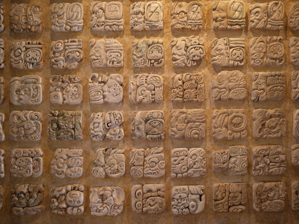 How To Read Maya Glyphs Yaxchilan S History Written In Stone