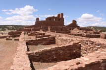 Salinas Pueblo Missions National Monument - Archaeology