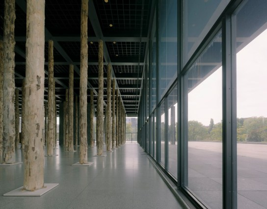 David Chipperfield . Sticks and Stones, an Intervention (6)
