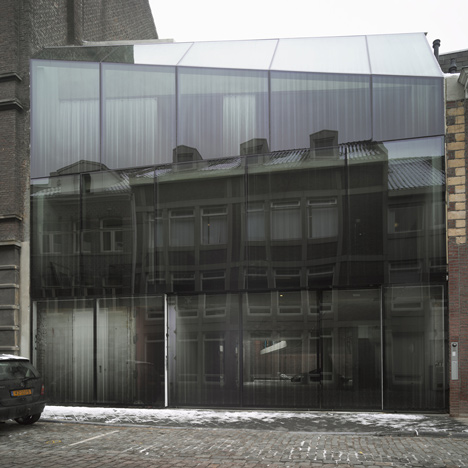 Wiel Arets . V House . Maastricht (2) Bas Princen