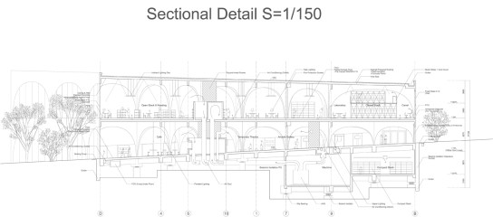 Sectional Detail