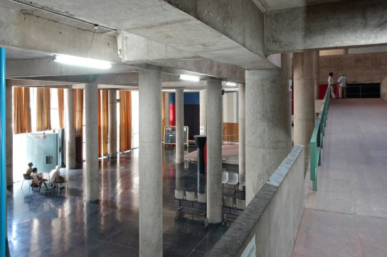 archaic_Chandigarh Assembly | Le Corbusier20